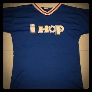 Vtg IHOP Empire Sporting Goods Baseball Jersey M